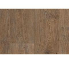 Largo Cambridge Oak Dark Laminate Flooring LPU1664 Quickstep