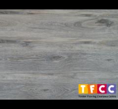 Nova 8mm Grey Oak Laminate Flooring