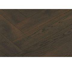 Herringbone Onyx Pearl Oak Flooring by TerraMater